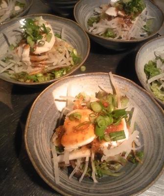 蒸し鶏と大根のサラダ.JPG